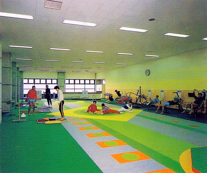 小平市民総合体育館温水プール